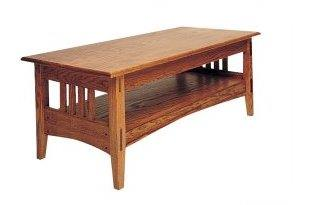 Free Woodworking Plans for Mission Furniture