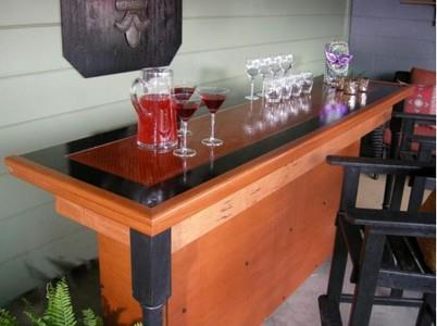 Recycled Bar
