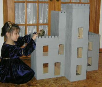 Doll House Castle