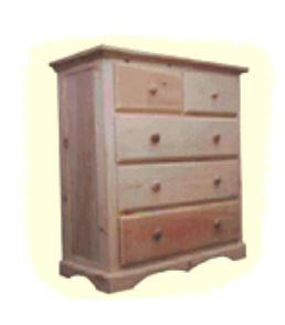 Chest of Drawers Plans