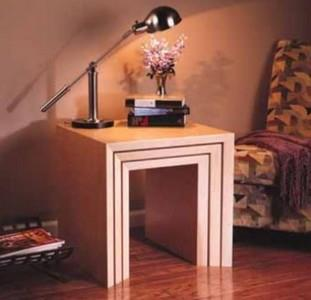 Nesting Table Plans