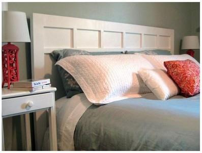 Cottage Style Headboard