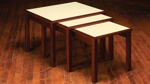 MDF Tables That Nest