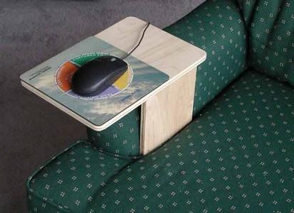 Easy Chair   Mouse Table