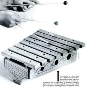 Build a Xylophone