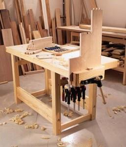 Workbench Plans to Build at WoodworkingPlansFree com